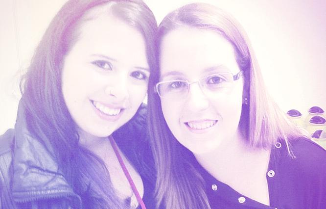 Eu e Angélica