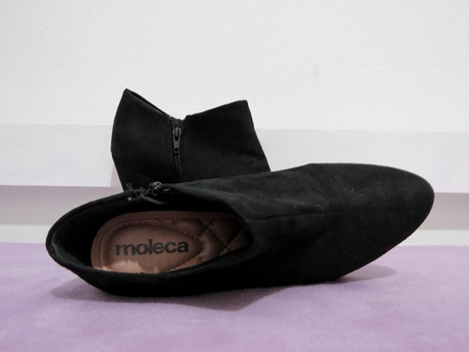 Ankle Boot Moleca Confort
