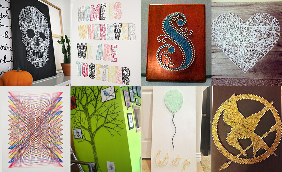 String Art Ideas