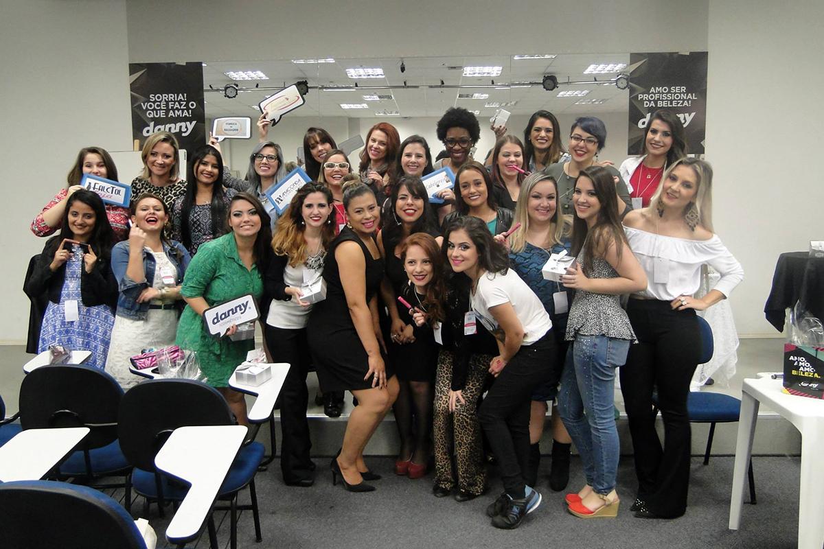 Blogueiras no primeiro encontro de blogueiras de Americana