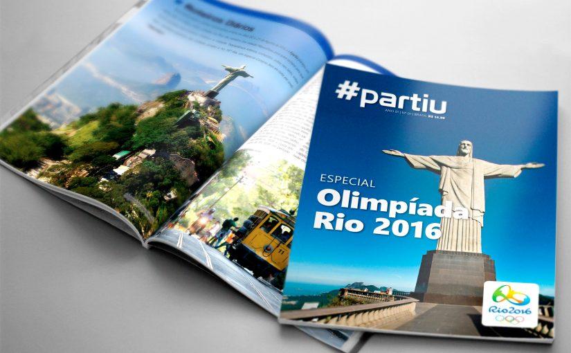 Magazine #PARTIU