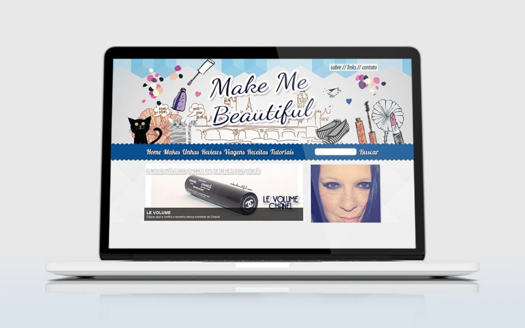 Mockup Make Me Beautiful